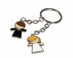 Lembrança de casamento - porta chaves