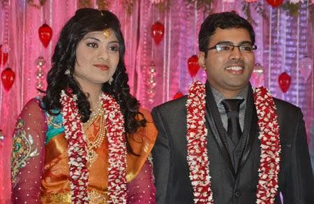Sekhar Chandra Marriage Stills
