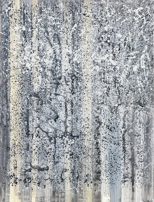 215. 121x91cm. Untitled. Sold/Vendido