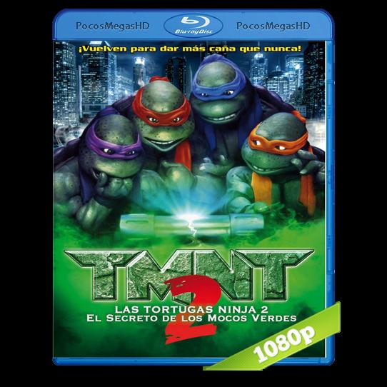 Las tortugas ninja II | 1991 | BrRip 1080p | Audio Dual | Latino/Ingles 5.1