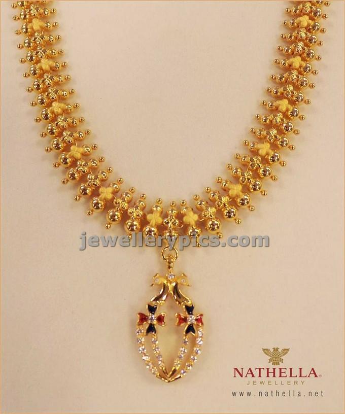 July 2013 - Latest Jewellery Designs