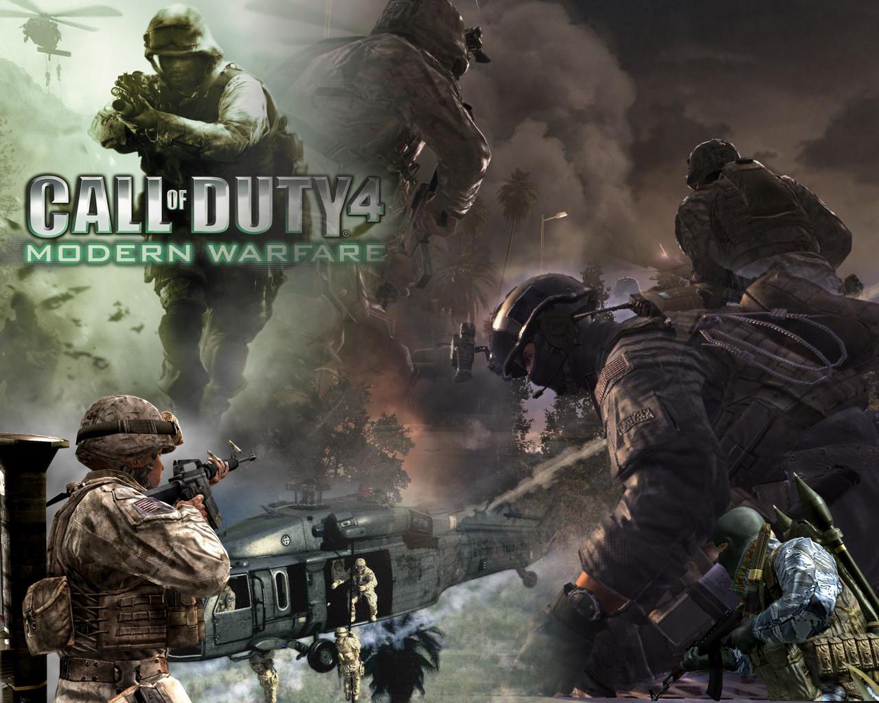 Call Of Duty Modern War