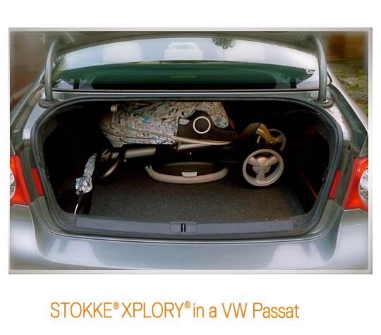 Stokke 174 Xplory 174 In My Boot