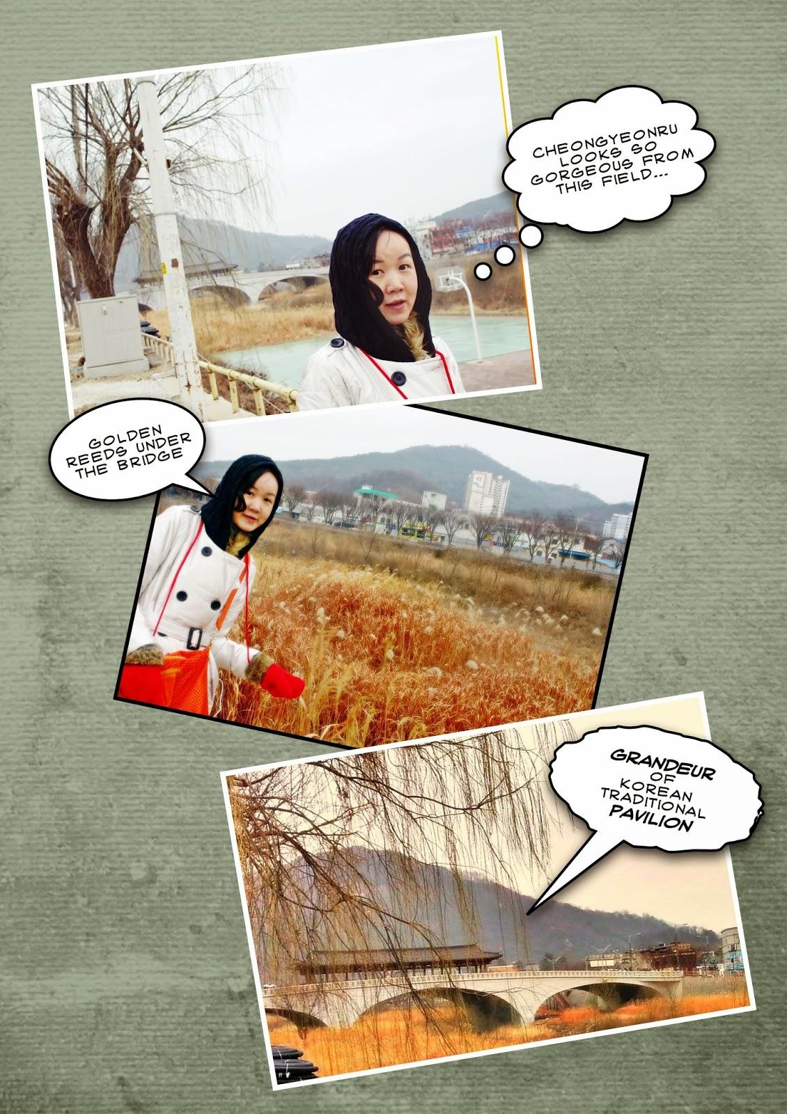 Jeonju - Cheongyeonru Pavilion 청연루 | meheartsoul.blogspot.com