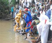 Osun Osogbo Festival Nigeria