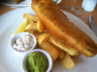 Woods fish and chips