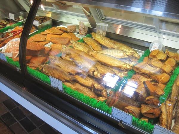 Macaroni february 2014 for Morey s fish