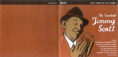 Little Jimmy Scott - The Essential Jimmy Scott  2005 (Metro Doubles)