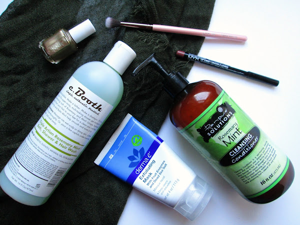 Monthly Beauty Favorites   November 2015