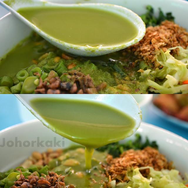 Lei-Cha-擂茶- Double-K-雙-K-Stall-Taman-Pelangi-Johor-Bahru