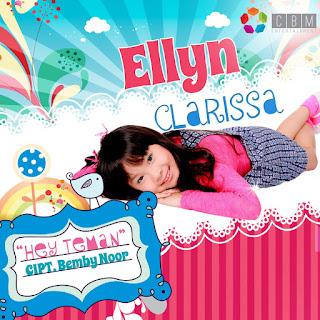 Ellyn Clarissa - Hey Teman