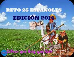 II Edición Reto 25 españoles