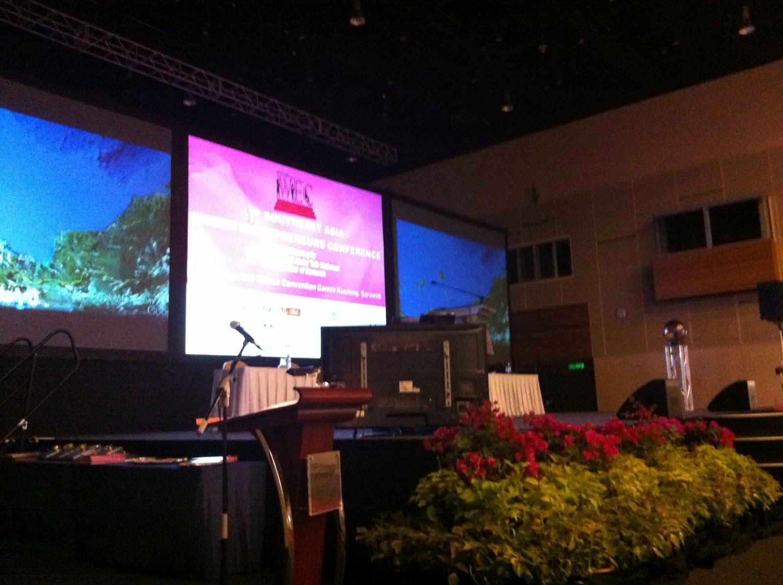 1st Southeast Asia Women Entrepreneurs Conference 2012