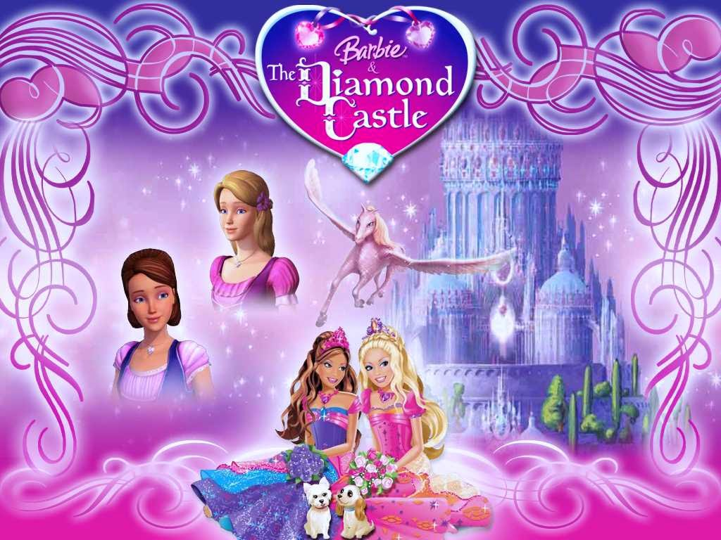 Barbie And The Diamond Castle Wallpaper