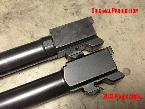 S&W M&P vs Glock - Page 3 M%2526P-Barrels-2