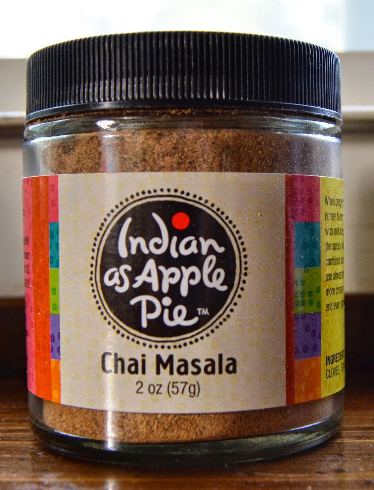 Indian as Apple Pie Chai Masala