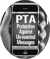 PTA Warning to Spamers