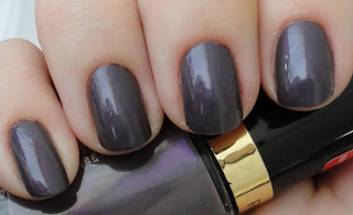 revlon naughty nail polish review