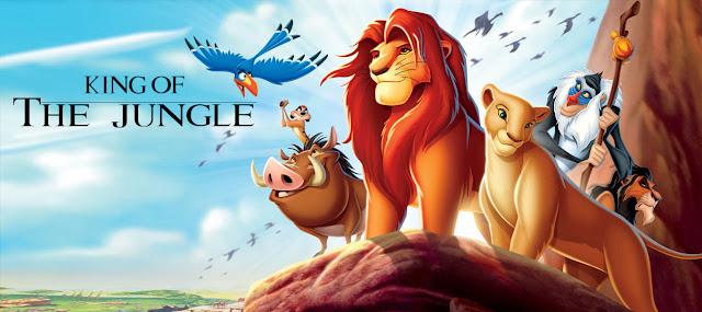 10 Πράγματα που Δεν Γνωρίζατε για την Ταινία Ο Βασιλιάς των Λιονταριών της Disney Ο Βασιλιάς της Ζούγκλας!