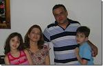 Abner e família