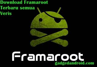 Download FramaRoot Semua Versi