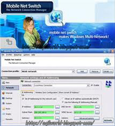 Free download Mobile Net Switch 4.10