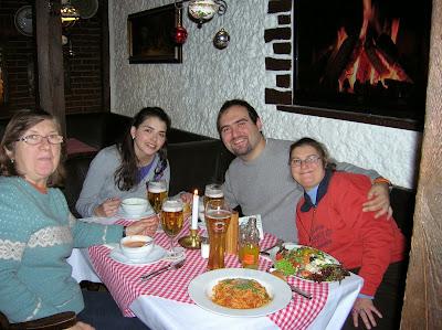 Restaurante San Marco I, Berlin, Alemania, round the world, La vuelta al mundo de Asun y Ricardo, mundoporlibre.com