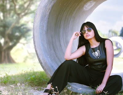 Nandita Swetha glamorous Hot Photo shoot