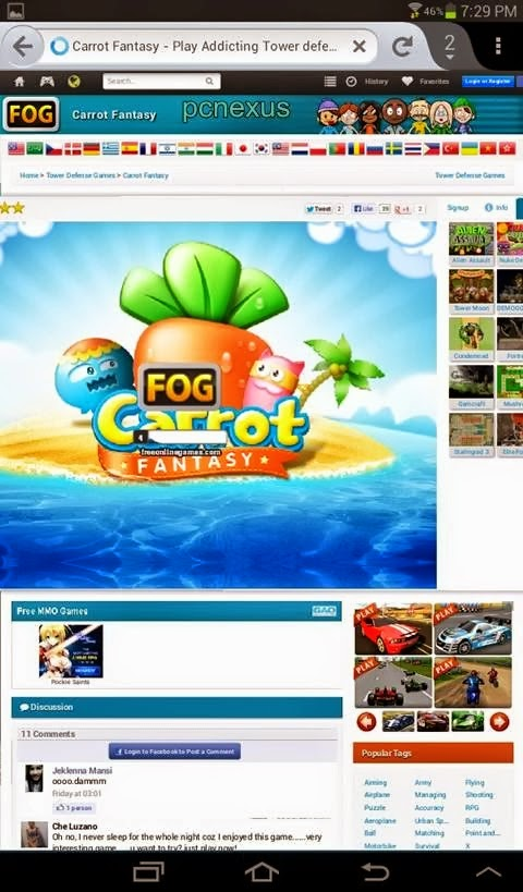 How To Install Flash Player On Samsung Galaxy Tab 2 P3100