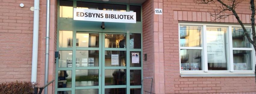 Välkommen till biblioteken i Edsbyn och Alfta!