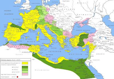 Roman Empire Under Augustus