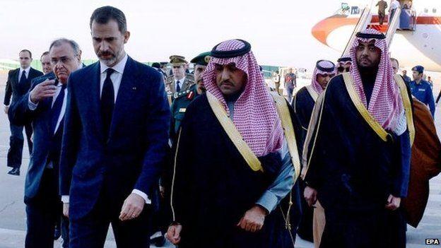 """Felipe VI visitará la dictadura saudí para """"fortalecer las cálidas relaciones"""""""