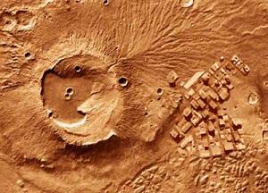 secretos de Marte