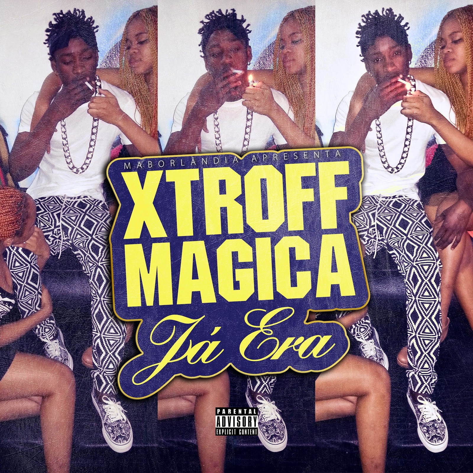 Xtroff Magica - Já Era || Download