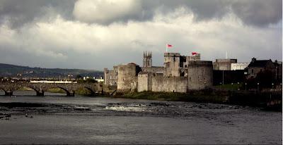 Castillo rey John Limerick Irlanda