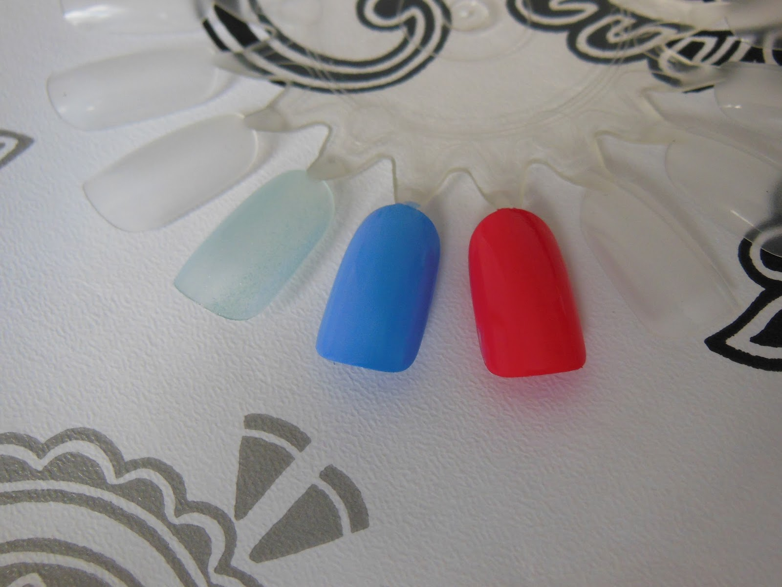 Collection work the colour nail polish swatches
