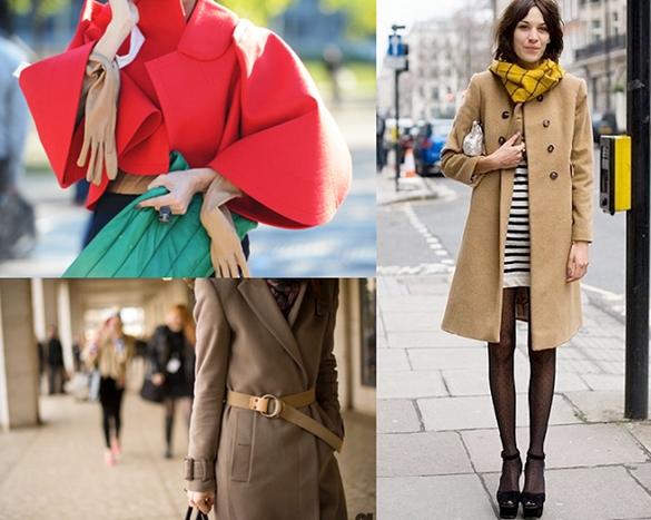 moda tendencias abrigos