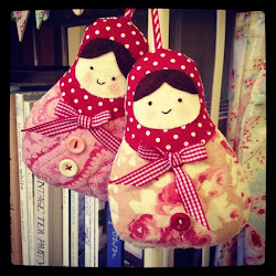 ....babushka dollies....