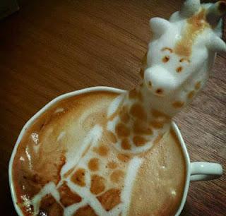 capuccino jirafa