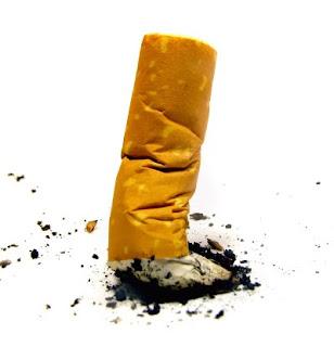 cigarro colilla