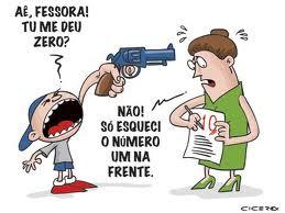 A EDUCAÇÃO X O CRIME ORGANIZADO