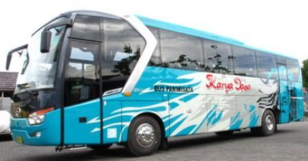 Bus Pariwisata Karya Jasa