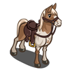FarmVille Spotted Saddle Horse