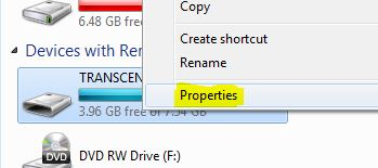 speed up computer using pen drive by considering as ram
