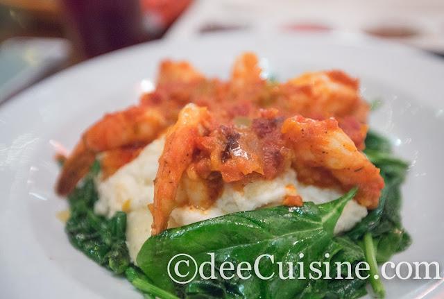 Creole Shrimp n Grits