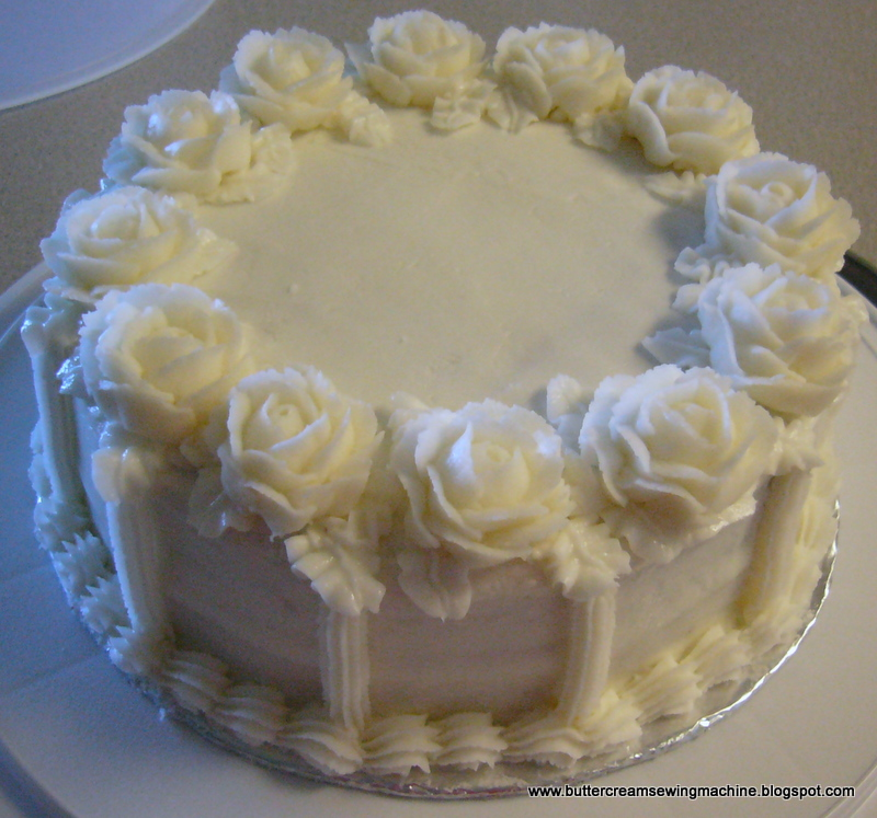 Cake Frosting Techniques