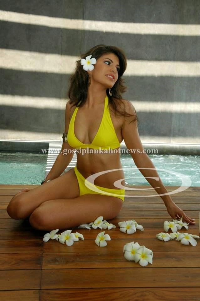 Jacqueline fernandez bikini sri lanka hot picture gallery