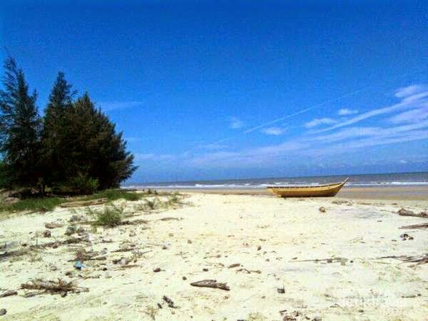 Wisata Pantai Rupat Utara