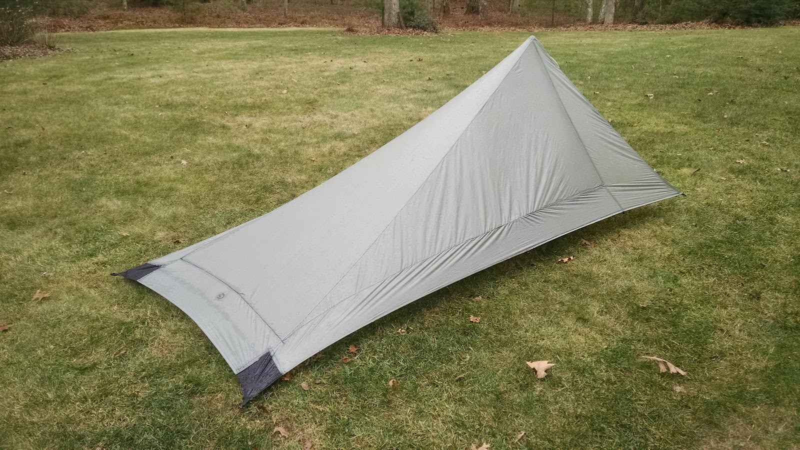 Admittedly I havenu0027t used it on a trip but I did leave it out in a windy rainstorm for 2 days and gave it a separate thorough soaking with the hose. : tarp tent contrail - memphite.com
