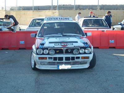 Lancia, Delta, HF